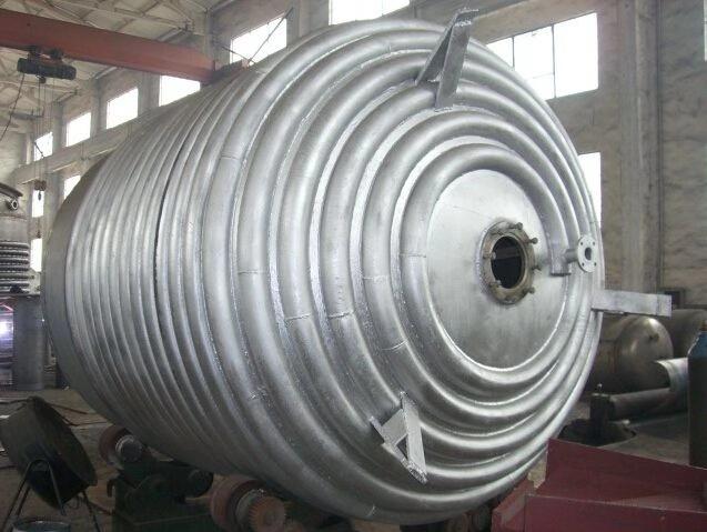 半管、盘管式反应釜